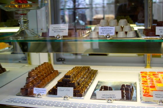 Milk House Chocolates, Thorncrest Farm