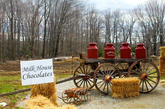 Milk House Chocolates at Thorncrest Farm