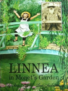 Linnea in Monet's Gardens