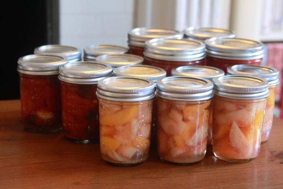 Canning!