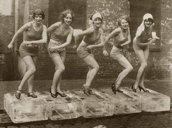 Prohibition Dancers