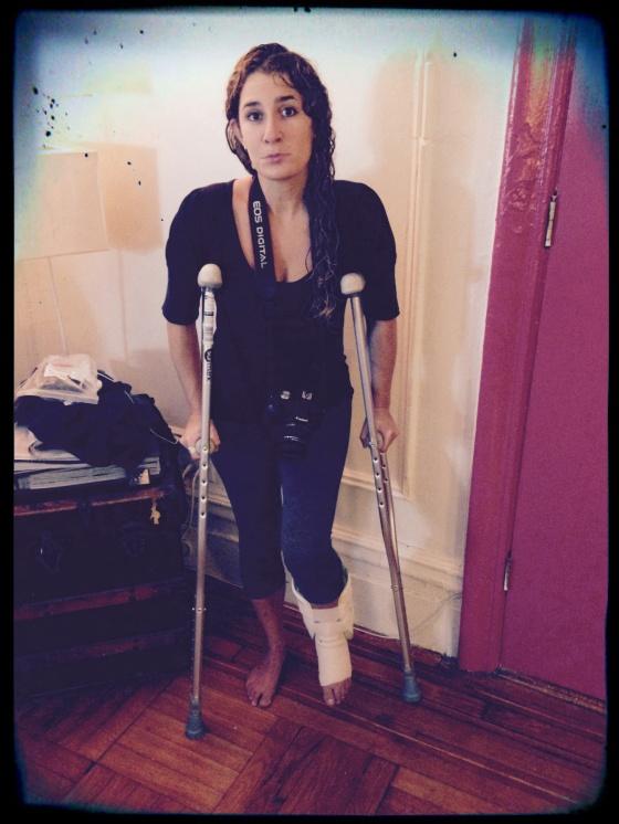 crutchedmaggie